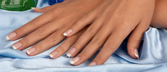 French Manicure Nageldesign