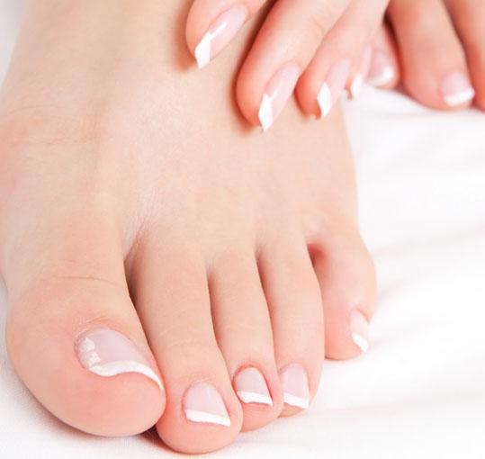 Künstliche Fußnägel